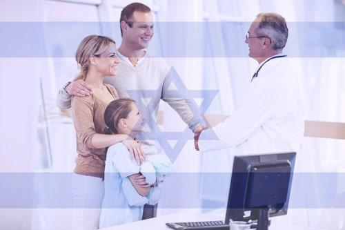 Чек-ап Израиль