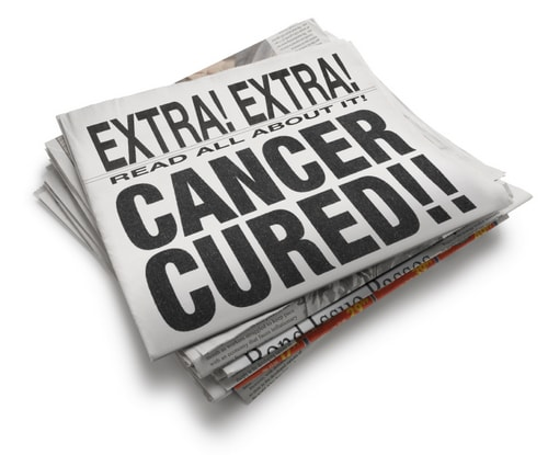 Генетические тесты в авангарде борьбы с раком