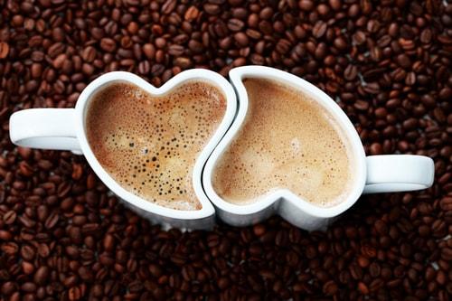 кофе и оплодотворение