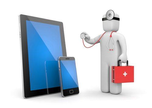 Лечение ран с помощью электронного пластыря