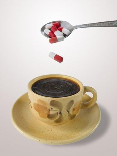 мерцательная аритмия и кофеин