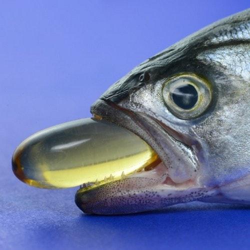 рыбий жир поможет бросить курить