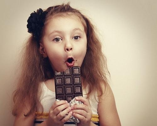 Шоколад - средство для снятия напряжения
